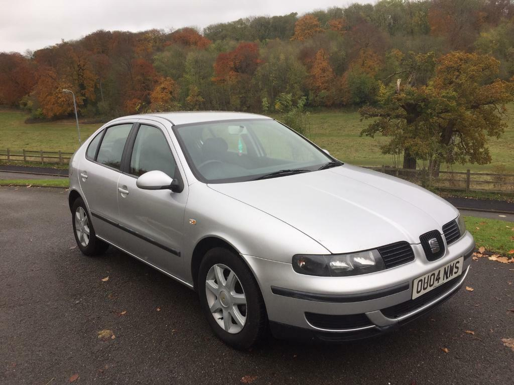 2004 seat leon 1 6 16v s 5 door in milton keynes buckinghamshire gumtree. Black Bedroom Furniture Sets. Home Design Ideas