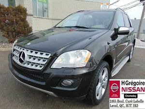 2009 Mercedes-Benz M-Class ML320, BLUETEC, 3.0L, 4MATIC, NAVIGAT