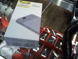 GOOGLE PIXEL 2 BOXED