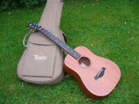 Taylor Baby Acoustic Guitar - MINT - With Taylot Soft Case