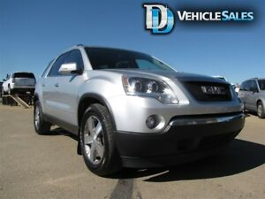 2012 GMC Acadia SLT, AWD - NO CREDIT CHECK FINANCING!