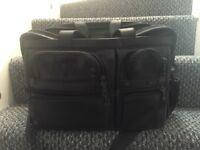 Black Tumi Computer Bag for Sale.
