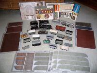 OO/HO Scale hand made model railway pieces