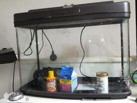 Fish box 60l tank