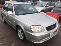 Hyundai Accent 1.6 CDX 5dr NEW MOT WITH NO ADVISORY