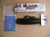 LMA3-V Texet A3 Personal Laminator with 49 A4 Laminating Pouches Home Office