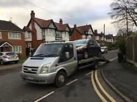 2007 FORD TRANSIT 350 115 5 SPEED RECOVERY TRUCK / TRANSPORTER