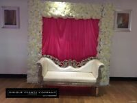 Asian Wedding Stage hire- We cover all areas - Fantastic Package offers