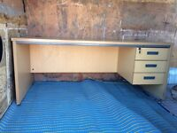 Desk with drawers £39.00 free local delivery