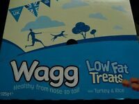 Wagg low fat treats