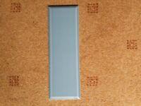 Diamond Pastel Sky Blue bathroom wall tiles