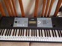 Yamaha Keyboard- Pudsey