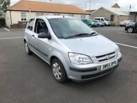 2005 55 HYUNDAI GETZ LONG MOT RELIABLE CAR PX WELCOME £350