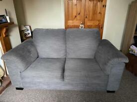 2 seater large sofa