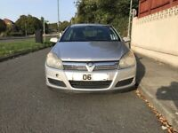 Automatic Vauxhall Astra 1.8 petrol for sale, low mileage, long MOT, drives perfect.