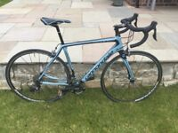 Cannondale Synapse 54cm road bike