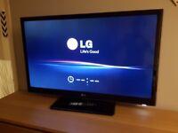 """LG 46"""" 3D tv"""