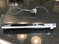 Region 2 Sony dvd home cinema player