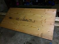 Structural Plywood Sheets Secondhand 18mm & 12mm - Quality new / used Timber Wood etc.