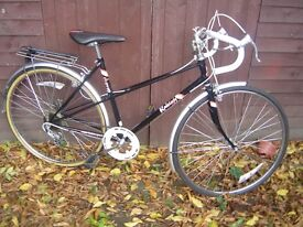vintage raleigh womens sports bike