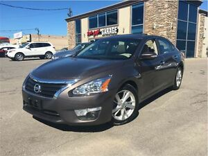 2013 Nissan Altima 2.5 SL  LEATHER NAVIGATION SUNROOF