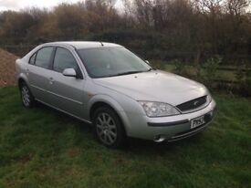 FORD MONDEO DIESEL turbo,star dust silver 60,u2 jewel green,BREAKING,TDCI,TDDI,PETROL,GEARBOX,spares