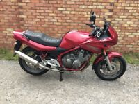 Yamaha 600 Diversion in very good condition with new mot to Oct 2018