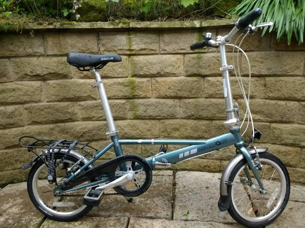 Dahon Folding Bike In Swinton South Yorkshire Gumtree