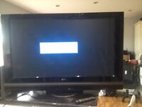 50inch flat screen LG Tv