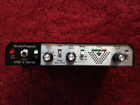 Studio projects VTB1 Valve mic microphone preamp