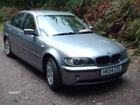 AUTOMATIC BMW,318SE,4DOOR,IN SILVER