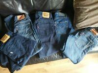 LEVIS Jeans boys bundle - 27W x 27L (size 14)