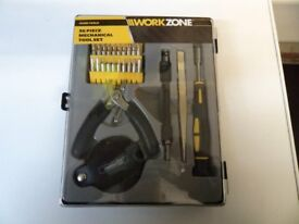 Workzone 26 Piece Mechanical Toolset