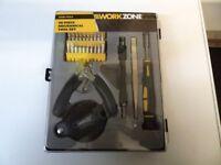 Workzone 26 Piece Mechanical Toolset
