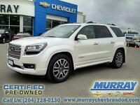 2013 GMC Acadia Denali AWD 7 Passenger Option *Nav* *Blind Side