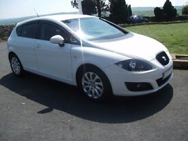SEAT LEON 1.6 TDI 2011, COPA ,NOT SPARES OR REPAIR £25 TAX A YEAR
