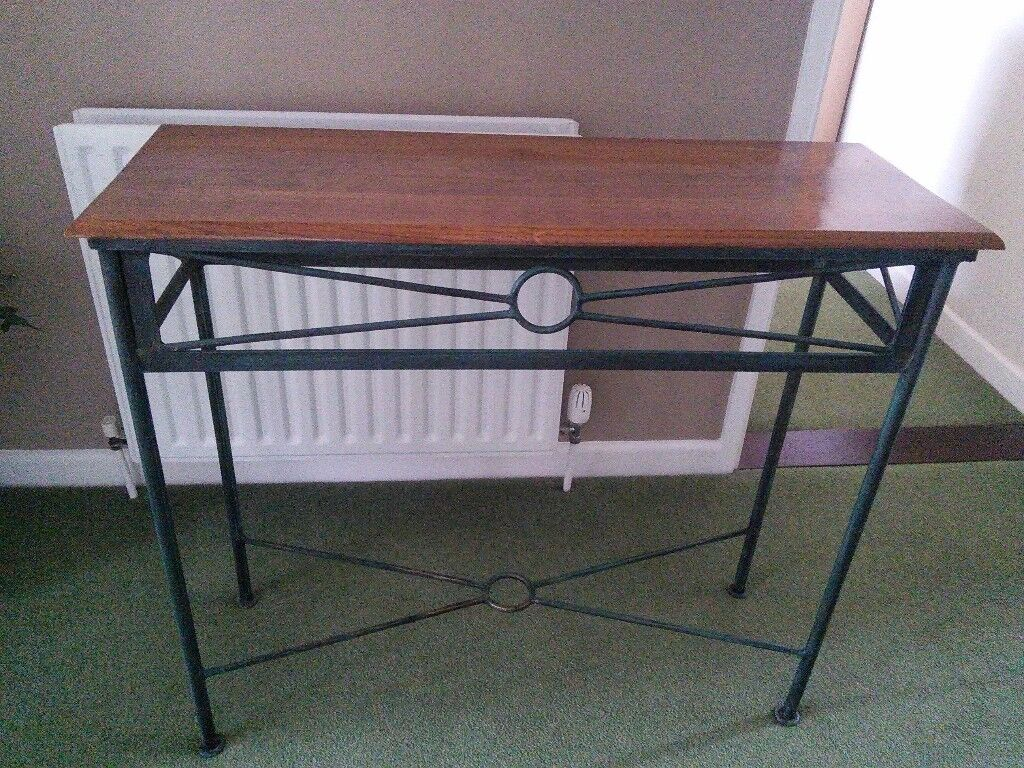 telephone hall table. Console/hall Table And Telephone Pair Hall