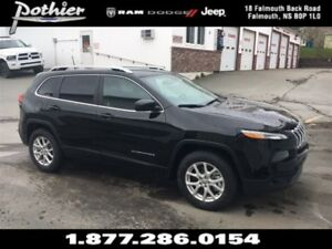 2017 Jeep Cherokee North | CLOTH | HEATED SEATS | REAR CAMERA |