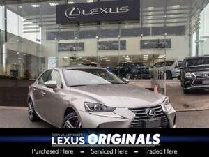 2017 Lexus IS 350 Executive Package Navigation Backup CAM Sun...