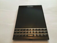 BLACKBERRY PASSPORT 32GB UNLOCKED WITH RECEIPT AND WARRANTY