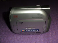 Canon digital video recorder