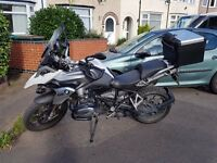 BMW GS R1200GS TE lc 2015 model. Lots of Extras!!
