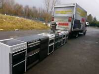 Selection of cookers 125-180 all will.be delivered and installed in Belfast