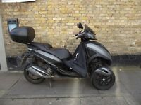 Piaggio MP3 300 Yourban LT Sport 3-Wheeled Scooter