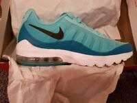 Women's Nike Air Max - Turquoise Trainers - Size 5 BNIB