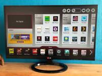 LG 27in Smart LED TV