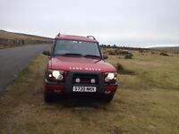 Land Rover DISCOVERY Td5 Diesel 10 months MOT