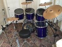 Premier drumset immaculate condition