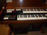 Lowrey Berkshire Organ