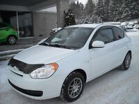 2011 Hyundai Accent L garantie 2018 /140,000 km